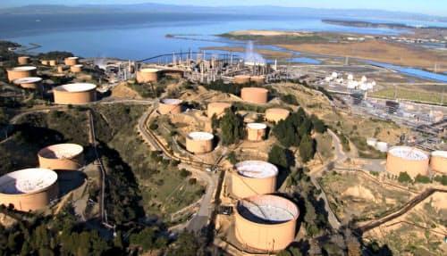 米オービタル・インサイトは衛星画像から石油の備蓄量などを分析する