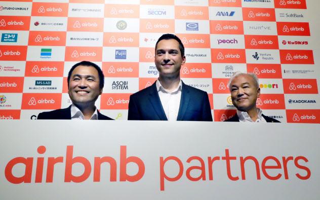 米エアビーアンドビーは日本でカルチュア・コンビニエンス・クラブなどと組み利用者拡大をめざす