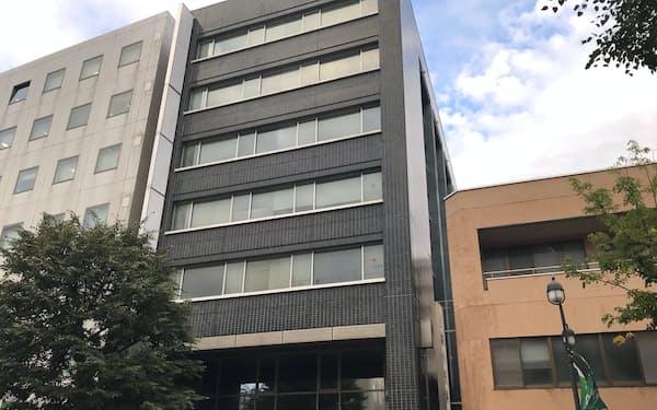 松本市の商業地は地価が上昇した(松本市の大名町通り)