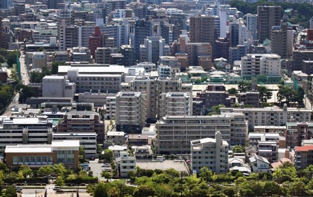 福岡の基準地価2.3%上昇、沖縄 観光好調7.9%