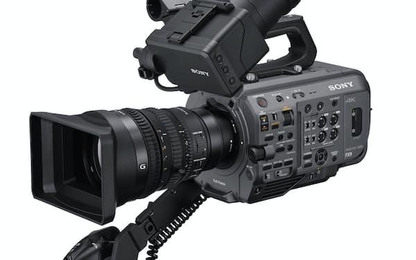 ソニーが2020年1月15日に発売する業務用ビデオカメラ「FX9」