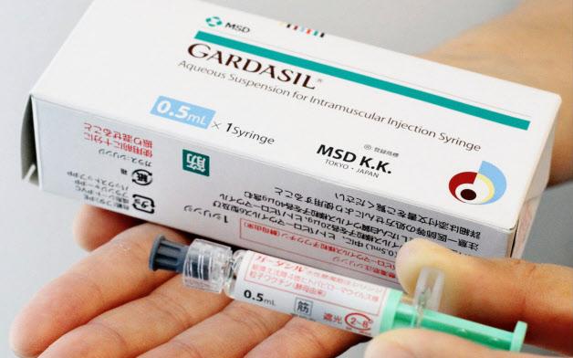 子宮頸がんのワクチン
