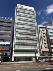 広島県で商業地の地価が最も上昇したのは広島市中区幟町のOrico広島ビル
