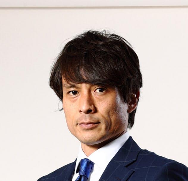 サッカーの2002年日韓W杯で日本代表の主将を務めた宮本恒靖氏