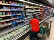 物価上昇でアルゼンチンの景気は冷え込んでいる(ブエノスアイレス)
