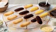 亀田製菓が期間限定で発売する「ハッピーターンズ ベイクタイプ」