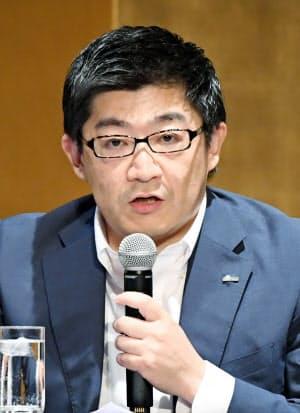 クロスエフェクト社長 竹田正俊氏(たけだ・まさとし)1973年生まれ、96年立命館大学経済学部卒。米国留学を経て、2000年クロスエフェクト創業。11年京都試作ネット代表理事。