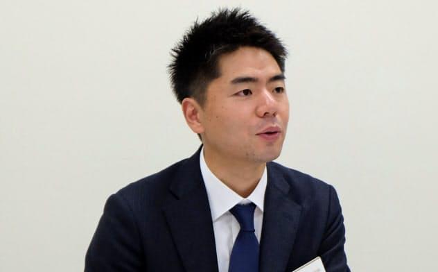 ギフティの太田睦最高経営責任者(CEO)