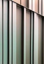 「リズムが生まれるスパンドレル」を使って凹凸を出した外壁のイメージ