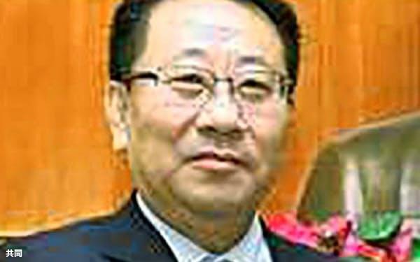 北朝鮮の金明吉前ベトナム大使=VNA・共同