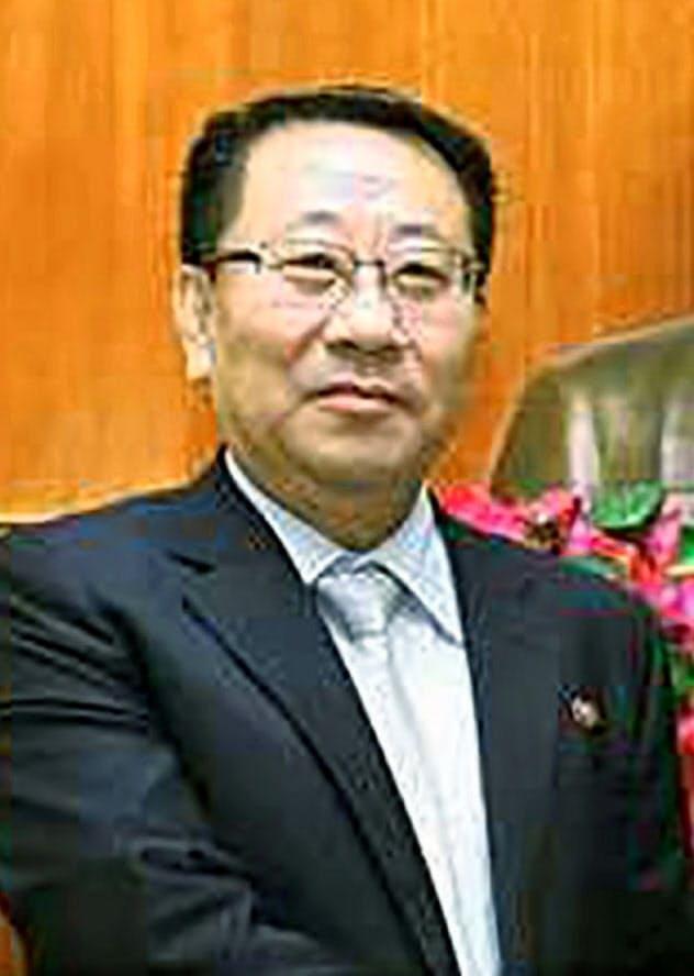 北朝鮮の金明吉前ベトナム大使=VNA・共同)