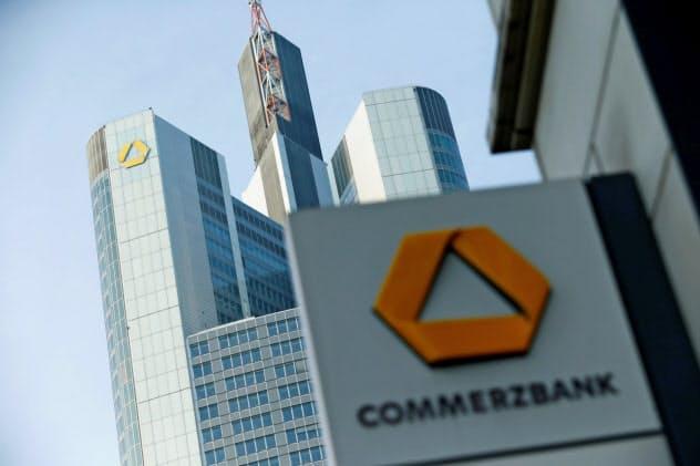 コメルツ銀行は収益力の回復が急務に=ロイター