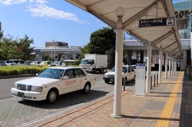 消費増税時、タクシー運賃上げ認めず 転嫁分のみ容認