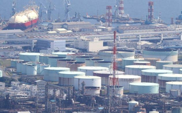 アラムコ攻撃の影響表面化 JXTGに油種変更打診