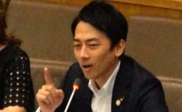 小泉環境相「日本は本気だと伝える」 国連で登壇