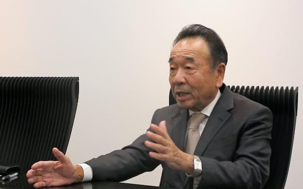 レオクランの杉田昭吾社長