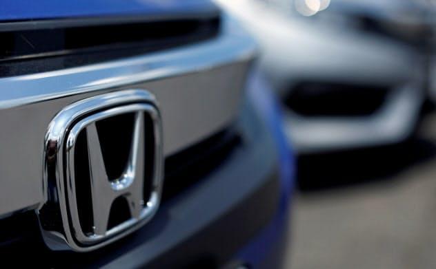 ホンダはハイブリッド車や電気自動車などの電動車に経営資源を集中する=ロイター
