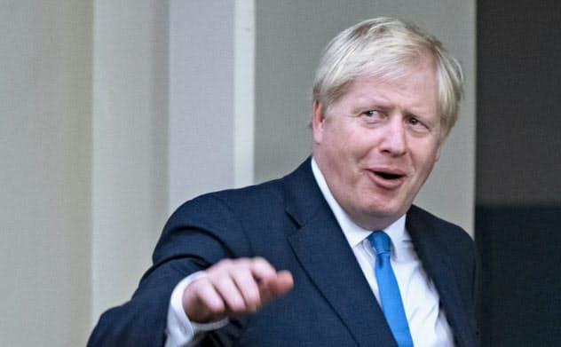 英国のジョンソン首相は、新たなイラン核合意が必要だとの考えを示唆した=AP
