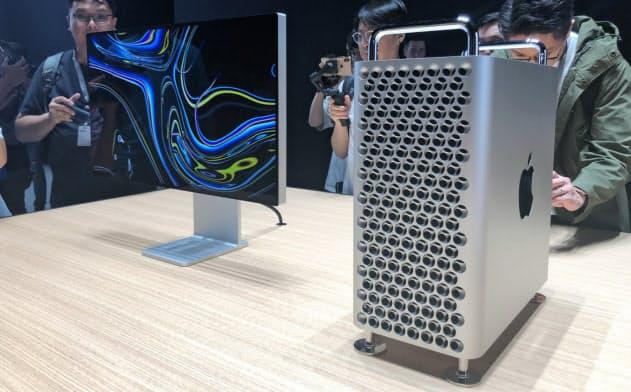 アップルが米国生産の継続を決めた「Mac Pro」の次期モデル