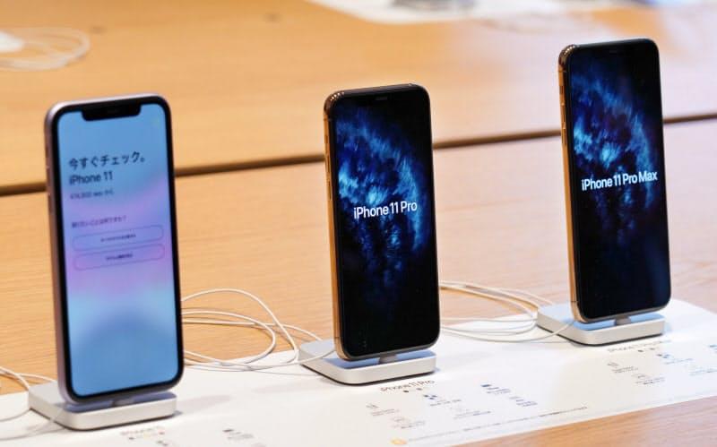 アップル、次期iPhone全機種に有機EL 脱・液晶加速