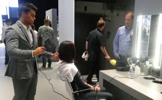 IFAでは美容家電を展示の目玉に据えた