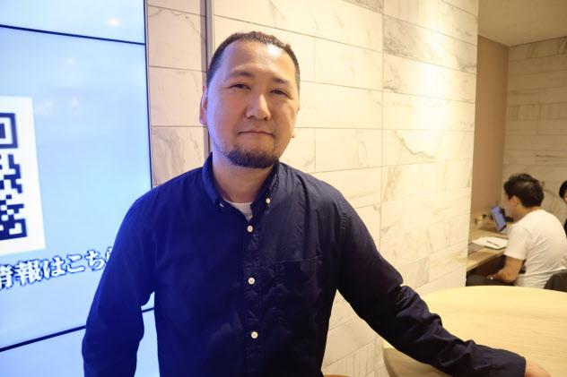 オルタ-ブースの小島淳社長
