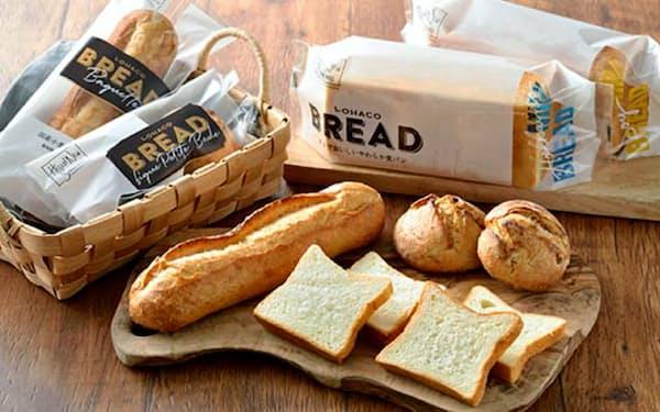 食パンなどパン4品をPBとして発売した