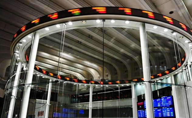 空売りのプロ、日本株を「ビッグ・ロング」(一目均衡)