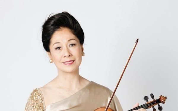 2019年9月18日に死去したバイオリニストの徳江尚子さん