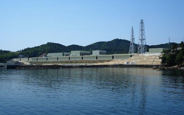 東北電は2020年度以降に女川原発2号機の再稼働を目指す(東北電提供)