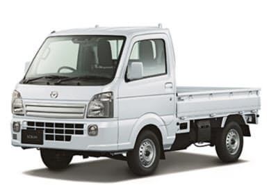マツダの軽商用車「スクラムトラック」