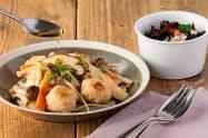 宅配野菜で有名なオイシックス・ラ・大地に投資した(同社のミールキットを使った料理)