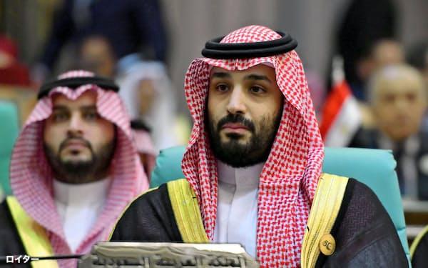 サウジアラビアの実権を握るムハンマド皇太子(ロイター)