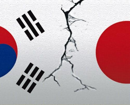 日韓の対立は多方面に広がっている