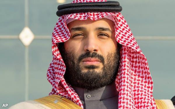 サウジアラビアのムハンマド皇太子=AP