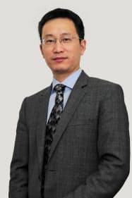 大漢軟件の金震宇董事長(同社提供)