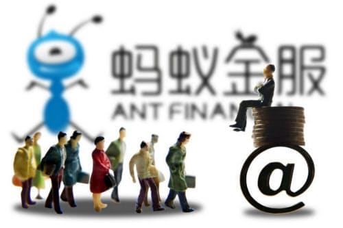 大漢軟件はアント・フィナンシャルから出資を受けた(図虫提供)