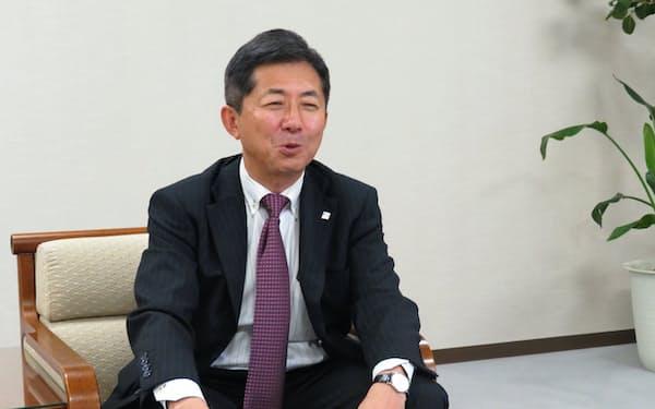 トヨタホームの社長に就任した後藤裕司氏