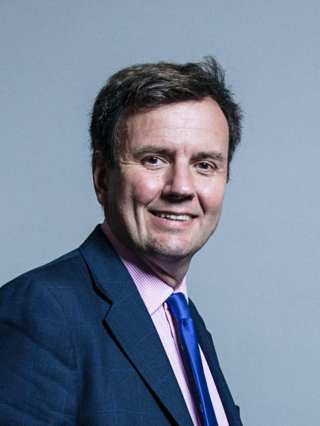 EUとの合意ある離脱を主張する保守党のハンズ議員