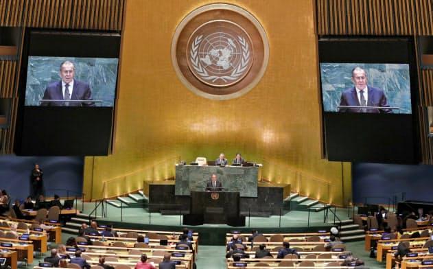 各国の首脳が集った国連総会が閉幕した=ロイター