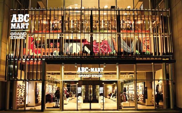 大型店舗「グランドステージ」では限定商品が好調(東京都内の店舗)