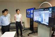 NECの技術は高い精度で人の顔を認識できる。