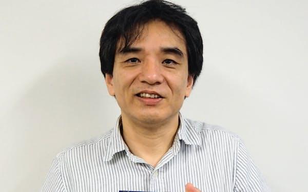 アーキテックの高田周一社長はロボなど能力を高める技術開発のためパナソニックを辞めて起業した