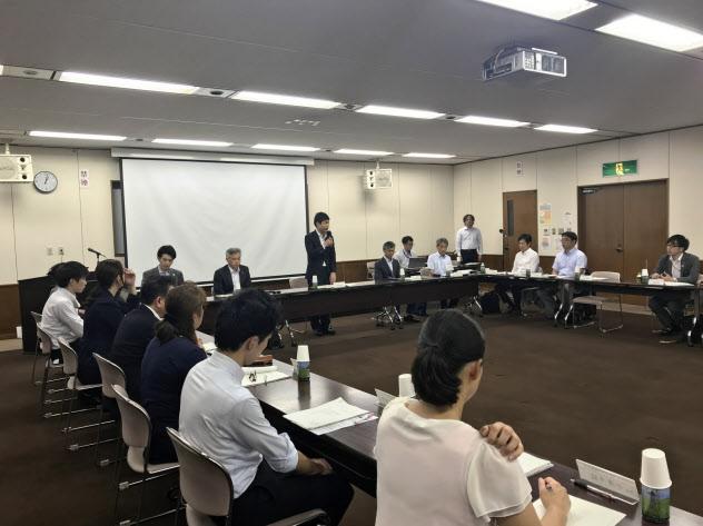 静岡県などが開催した「静岡県SDGs×ESG金融連絡協議会」(8月、静岡市)