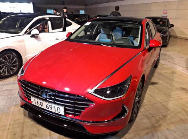 もともと韓国では現代自動車など自国ブランドが7割超のシェアを持つ