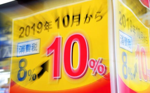 消費税率10%は流通の風景をどうかえるか