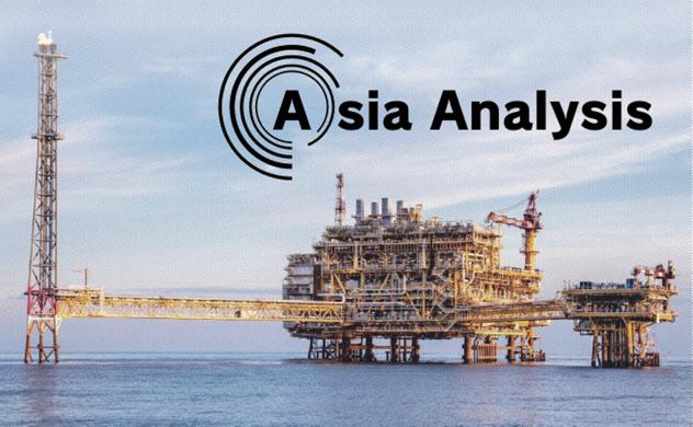タイ政府は外資に開放してきた国内ガス田の「囲い込み」の姿勢を強めている(ボンコット鉱区の生産施設)