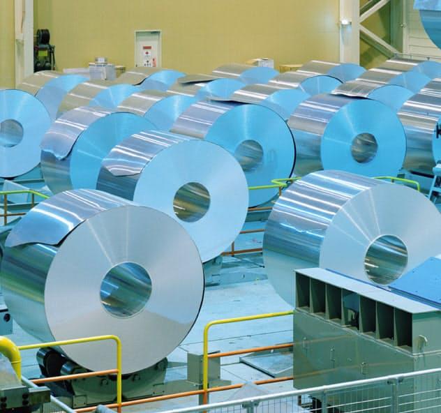 アルミの国内需要は半導体製造装置向けを中心に鈍化が続く