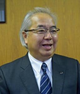 新田八朗・日本海ガス絆ホールディングス(HD)社長