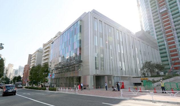 1964年東京五輪の会場だった渋谷公会堂は、2020年大会を前に生まれ変わる